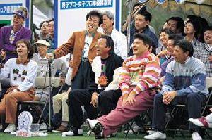 平尾昌晃 チャリティゴルフ 2013...